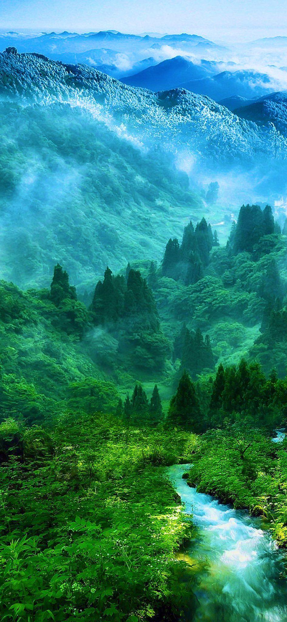 خاص بملحقات التصميم On Twitter Beautiful Landscape Wallpaper Scenery Wallpaper Landscape Wallpaper