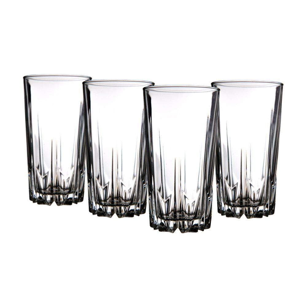 Home Essentials Premier set of 4 15 oz glasses >>> Trust me, this is ...