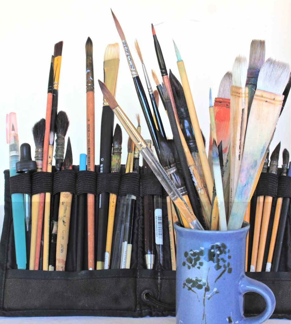 10 Great Tips Paint Brushes For Watercolors Best Watercolor