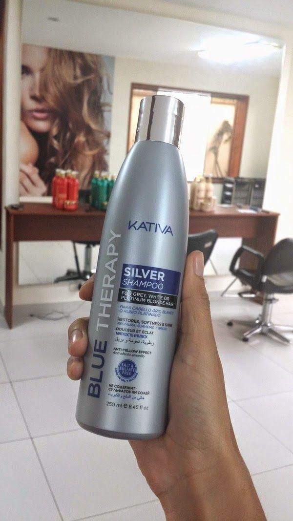 Belleza Kativa Y Sus Productos 100 Naturales Libres De Sal Sulfato Y Parabenos Shampoo For Gray Hair Grey Hair Color Long Gray Hair