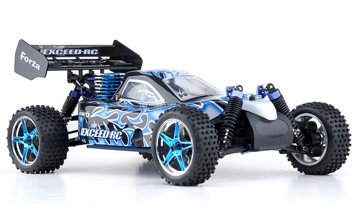 rc cars for kids 110 scale exceed nitro forzahyper speed buggy