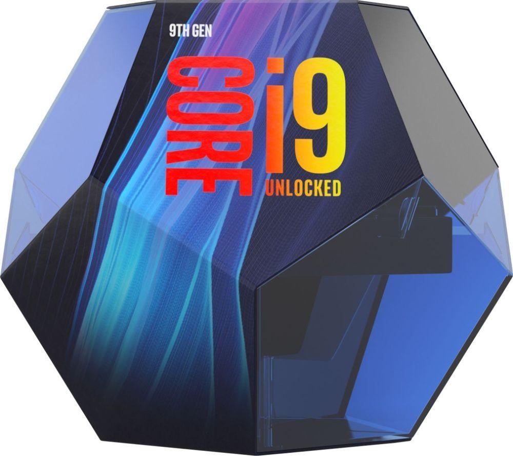 Intel Core I9 9900k Octa Core 3 6 Ghz Socket Lga 1151 Desktop Processor In 2020 Intel Processors Cool Things To Buy Retail Box