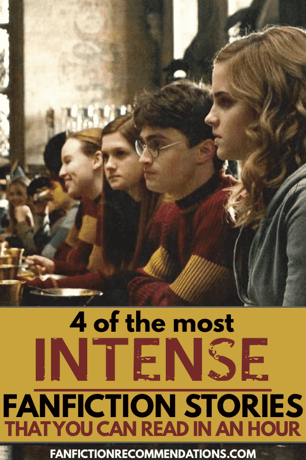 4 Of The Most Intense Harry Potter Fanfiction Stories You