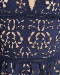 Image 7 of LACE DRESS from Zara
