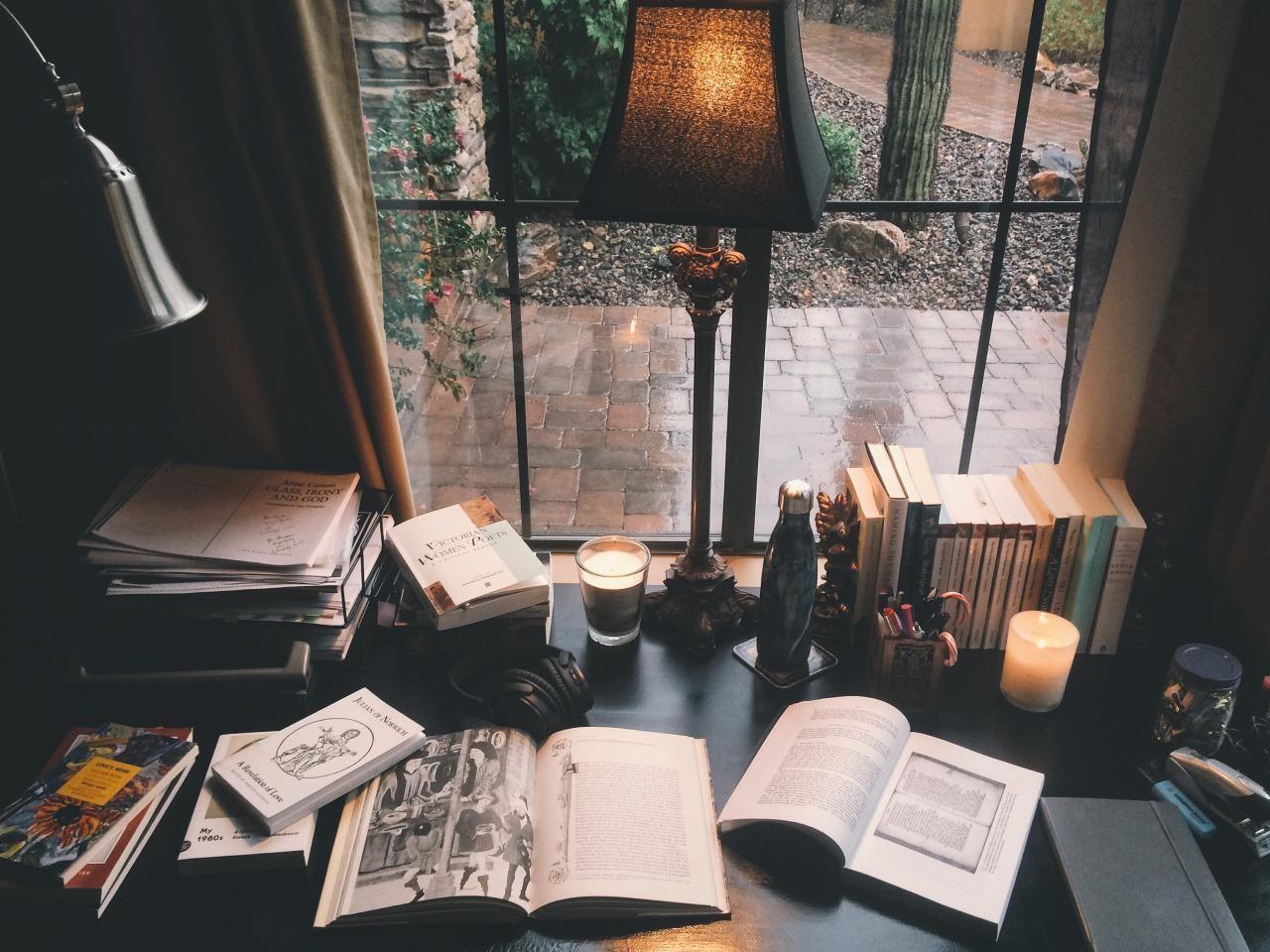 reading a book on a rainy day decorate study inspiration study rh pinterest com
