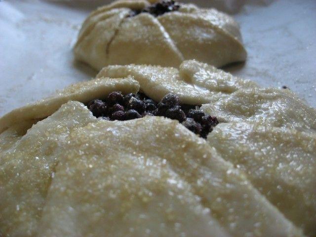 Sprinkle Pies with Turbinado Sugar