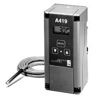 Johnson Controls A419abc 1c Electronic Temp Control With Images