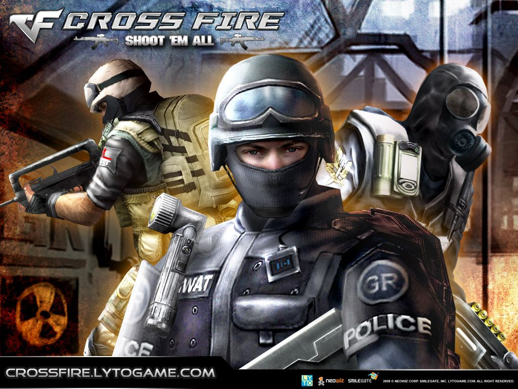 Point Blank News Crossfire Games Fire