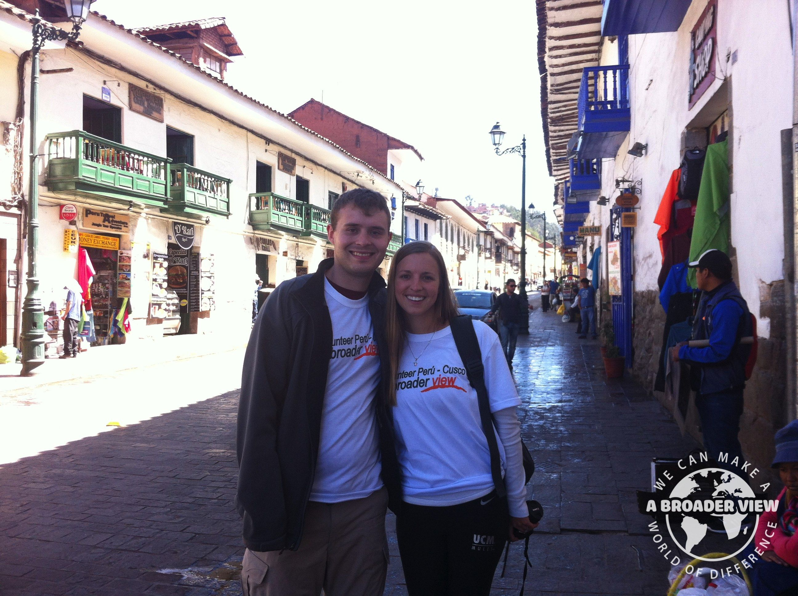 ABV is a phenomenal program that allows volunteers to work hands in on clinics, doing things that students couldn't do in the US. The accommodations were perfect and the program allowed for personal time to explore the city and country.  https://www.abroaderview.org #volunteerabroad #peru #cusco #dental #abroaderview