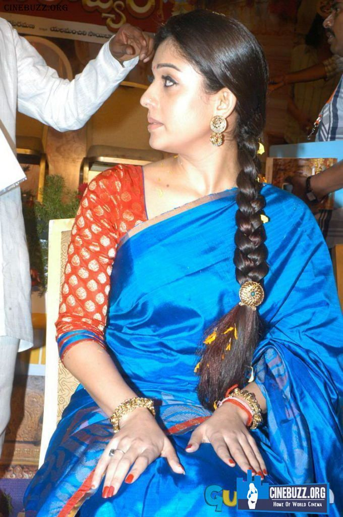 Nayanatara Hot And Sizzling Pics Tollywood Actresses Braided