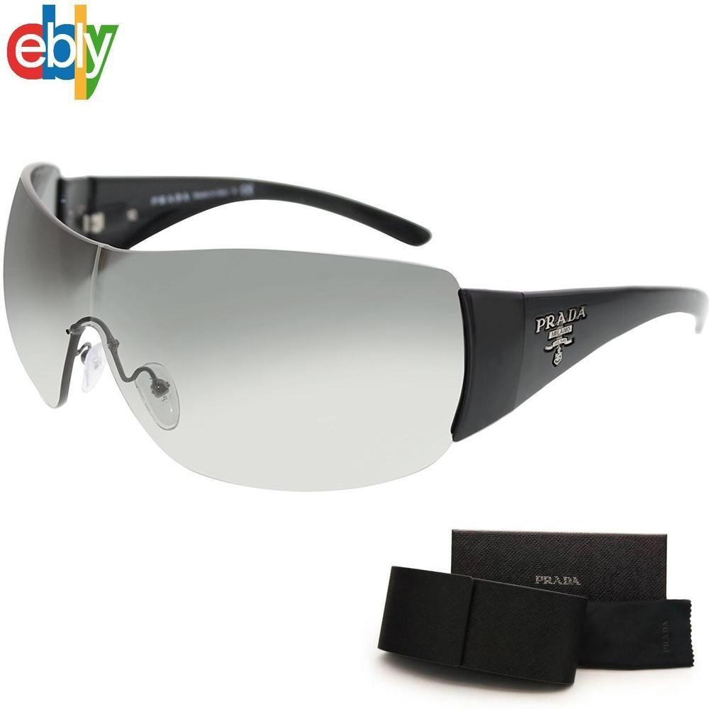 c2ac770a179 ... usa new authentic prada milano heritage shield rimless sunglasses spr  22m 1ab 3m1 pr prada 5a7b9