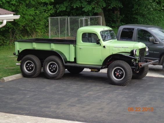 dodge power wagon 6x6 mopar trucks pinterest dodge power rh pinterest co uk