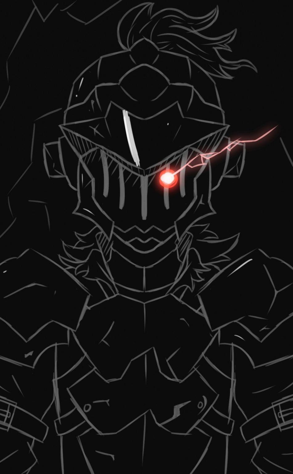 Dark Sketch Art Goblin Slayer Anime 950x1534 Wallpaper Goblin Art Sketches Slayer