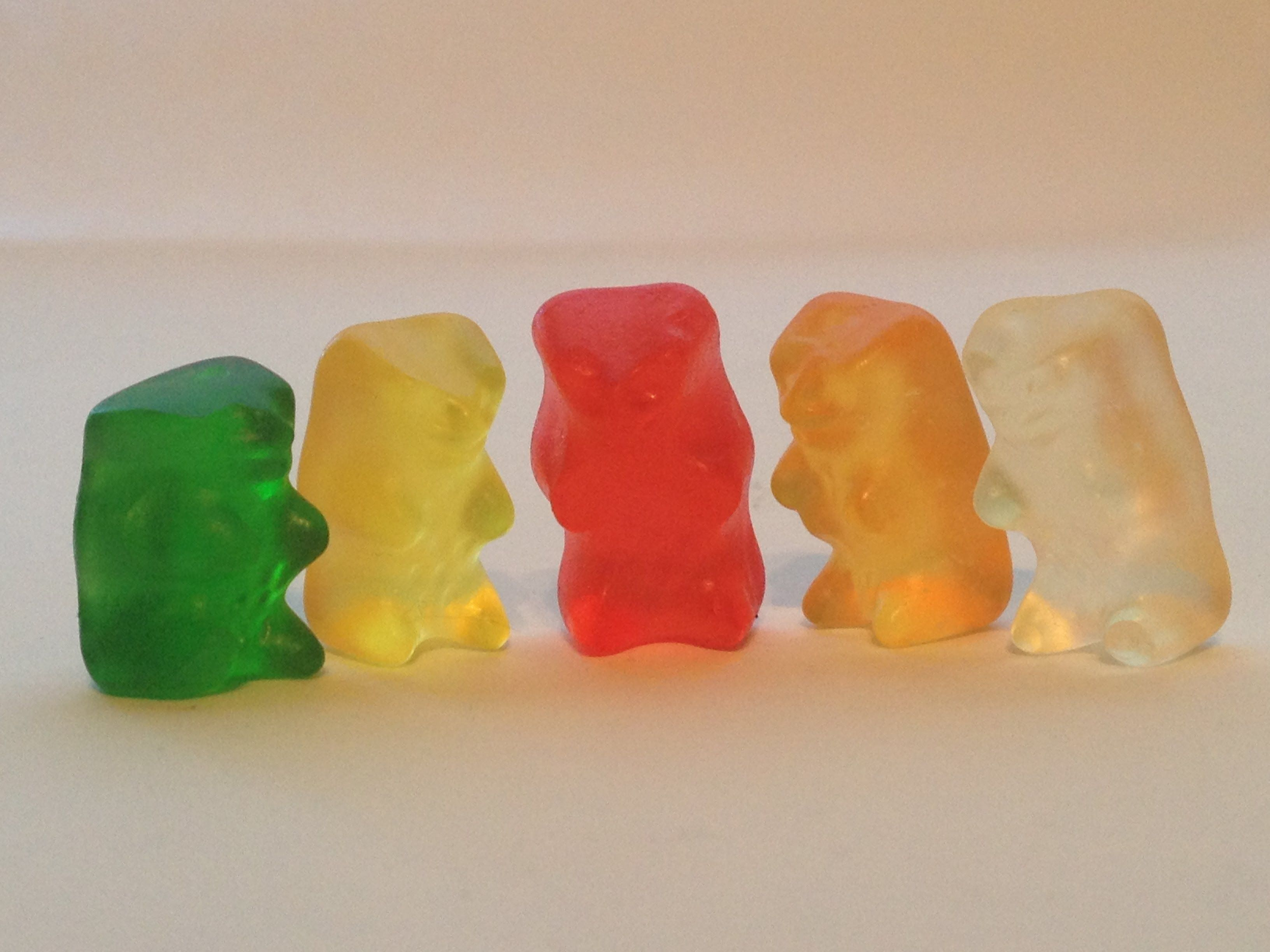 Gummy Bear Music Video! #gummybear #gummy #candy #colorful #silly #goofy #lol #funny