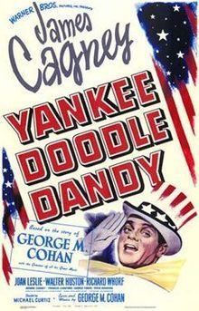 Yankee Doodle Dandy (1942). D: Michael Curtiz. Selected in 1993.