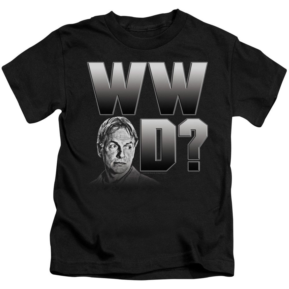 Ncis/What Would Gibbs Do Short Sleeve Juvenile T-Shirt in