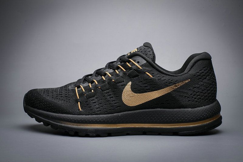 Where To Buy 2018 Nike Air Zoom Vomero 12 black gold 863762 007