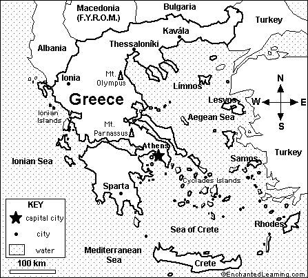 Ancient Greece Map Worksheet Photos Beatlesblogcarnival Places