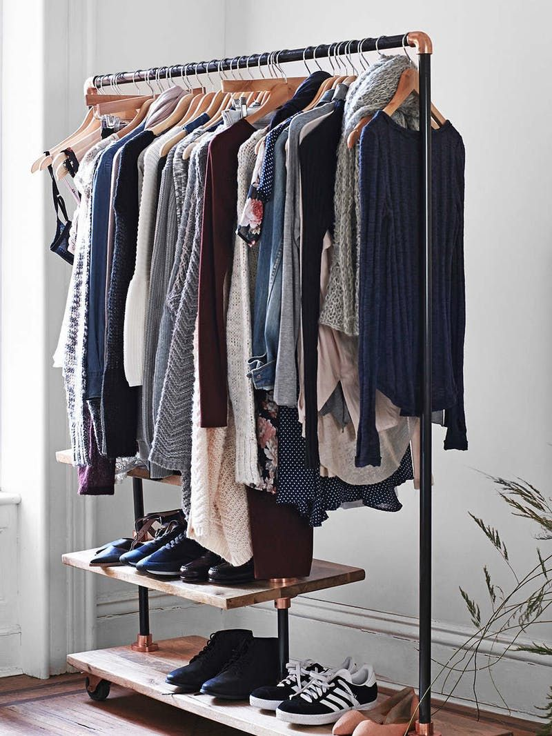 solution for lack of closet space in the basement for the home rh pinterest co uk