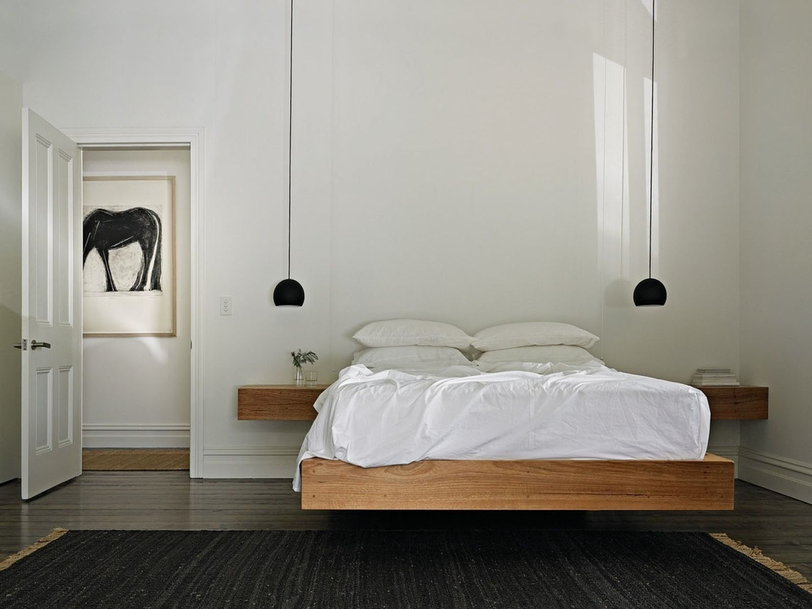Minimalist Bedroom Ideas to Help You Get