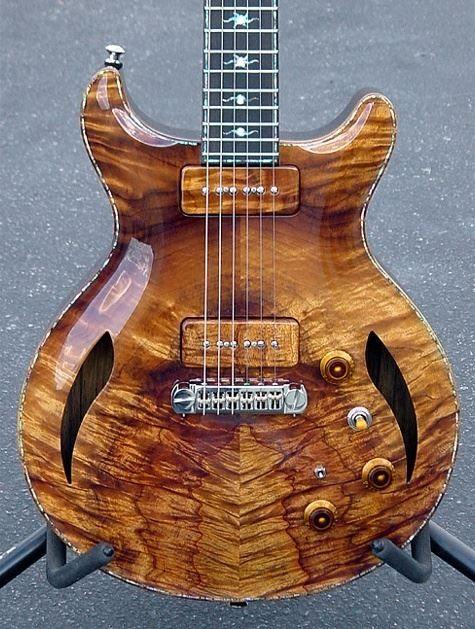 thorn guitars double cutaway koa guitar pickin 39 guitar guitar strings guitar design. Black Bedroom Furniture Sets. Home Design Ideas