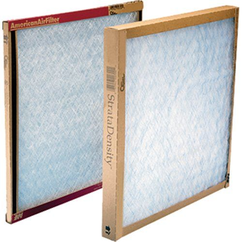 8 Quot X 30 Quot X 1 Quot Disposable Panel Air Filters Case Of 12 Air Filter Filters Home Furnace