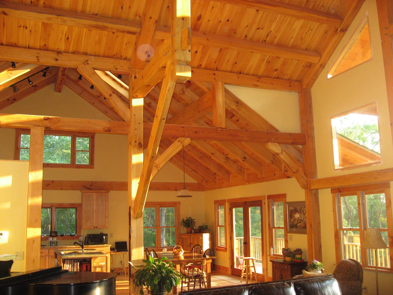 Design timber frame homes