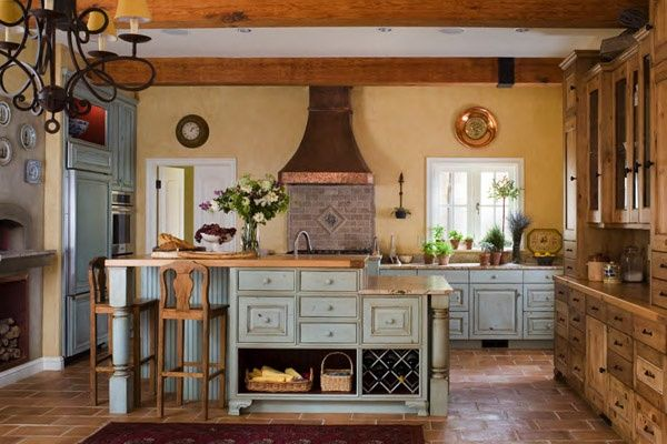 Beautiful kitchen - can I take something from it and use it in mine? new-kitchen-ideas