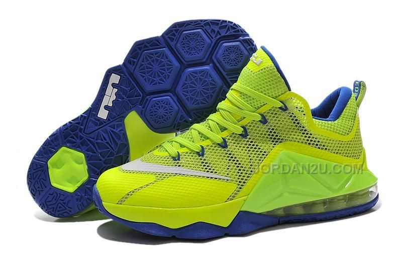 Lebron 12 Low Navy Blue Green   Lebron 12 Low for sale   Pinterest   Blue,  Green and Navy blue