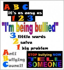 Anti-Bullying Poster Ideas | Anti Bullying Council Palatine ...