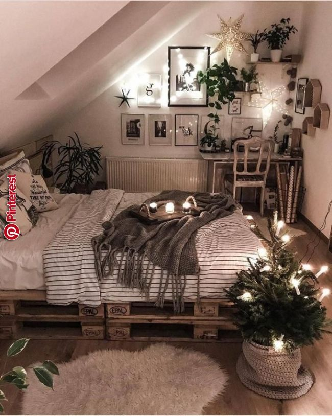 gemütliches schlafzimmer cozyplaces  ideen für kleine