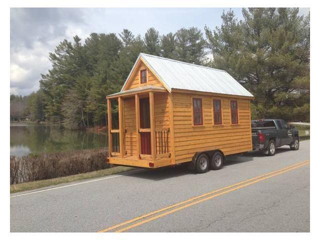 tiny house based on lusby model tiny house listings sustainable rh pinterest co uk