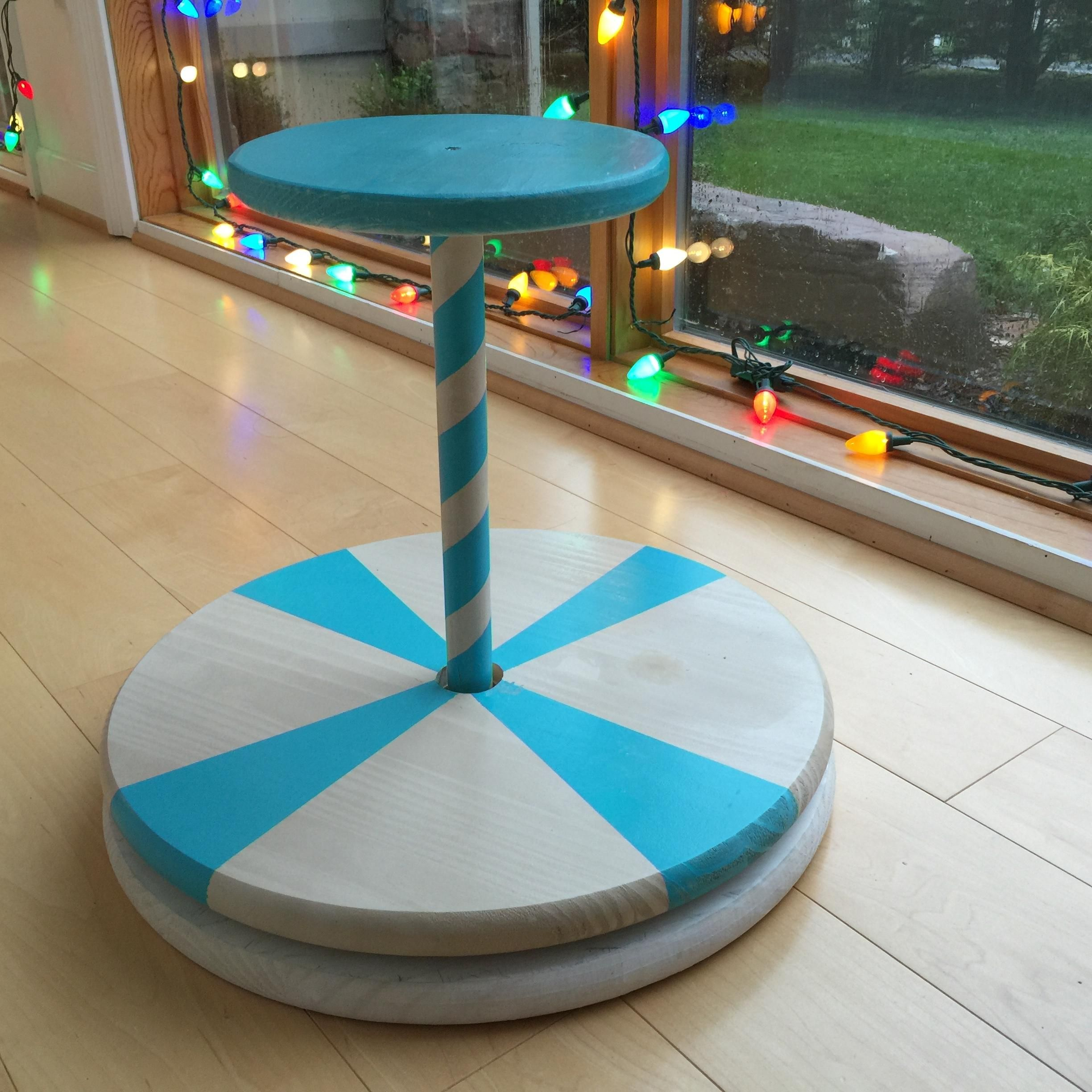 DIY Adult Sit 'n Spin Diy adult, Diy yard games, Gifts