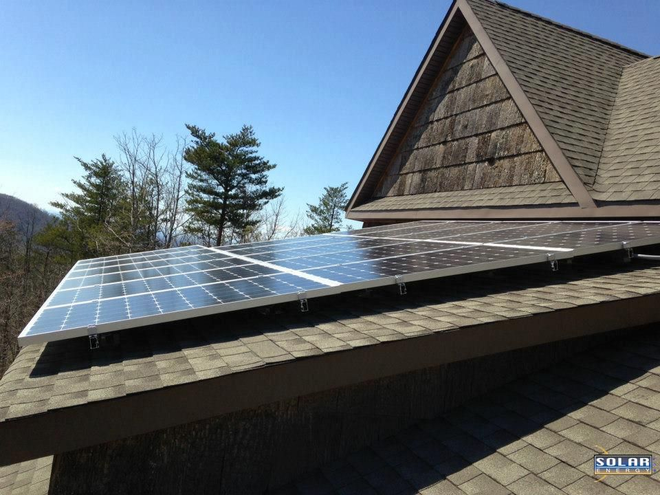 Residential Install Photovoltaic (PV) System 16 Panels 4.0