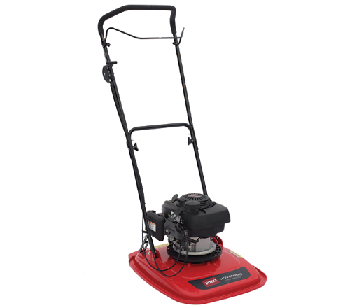 The Toro Hoverpro 450 Petrol Hover Lawn Mower This Particular Machine Used To Be Sold Under The Well Known A Lawn Mower Repair Lawn Mower Lawn Mower Service