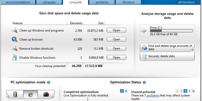 free tuneup utilities 2013