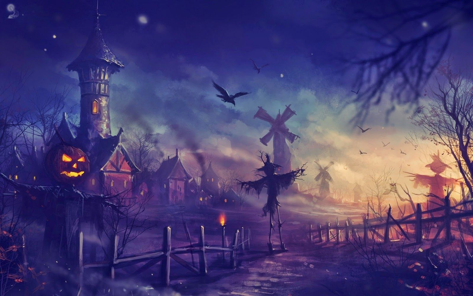 Pixhome Halloween Scary Horror Nights Scarecrow Pumpkin Haunted House Hd Images Halloween Wallpaper Halloween Pictures Halloween Backgrounds