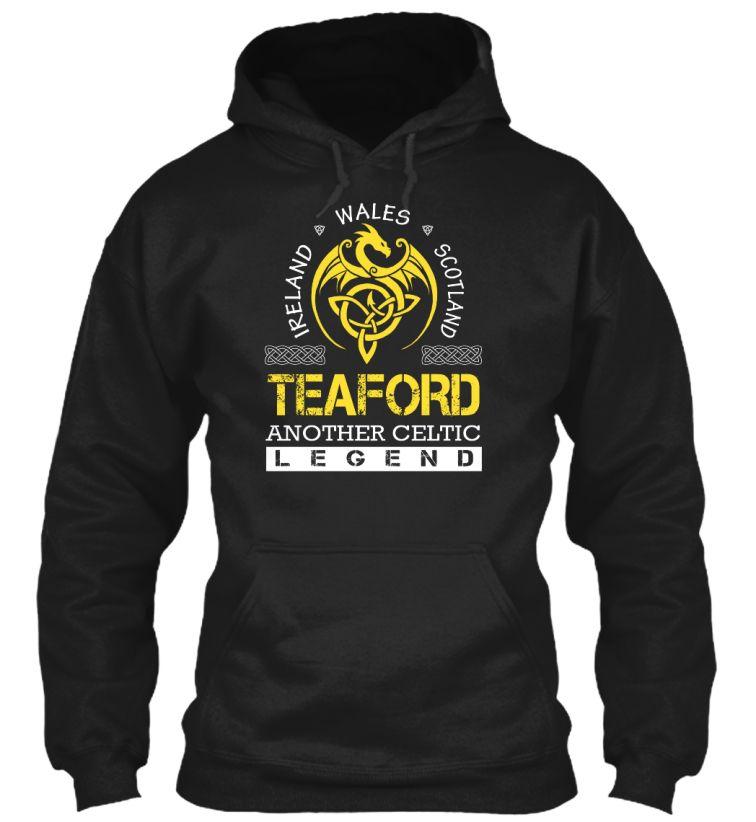 TEAFORD Another Celtic Legend #Teaford