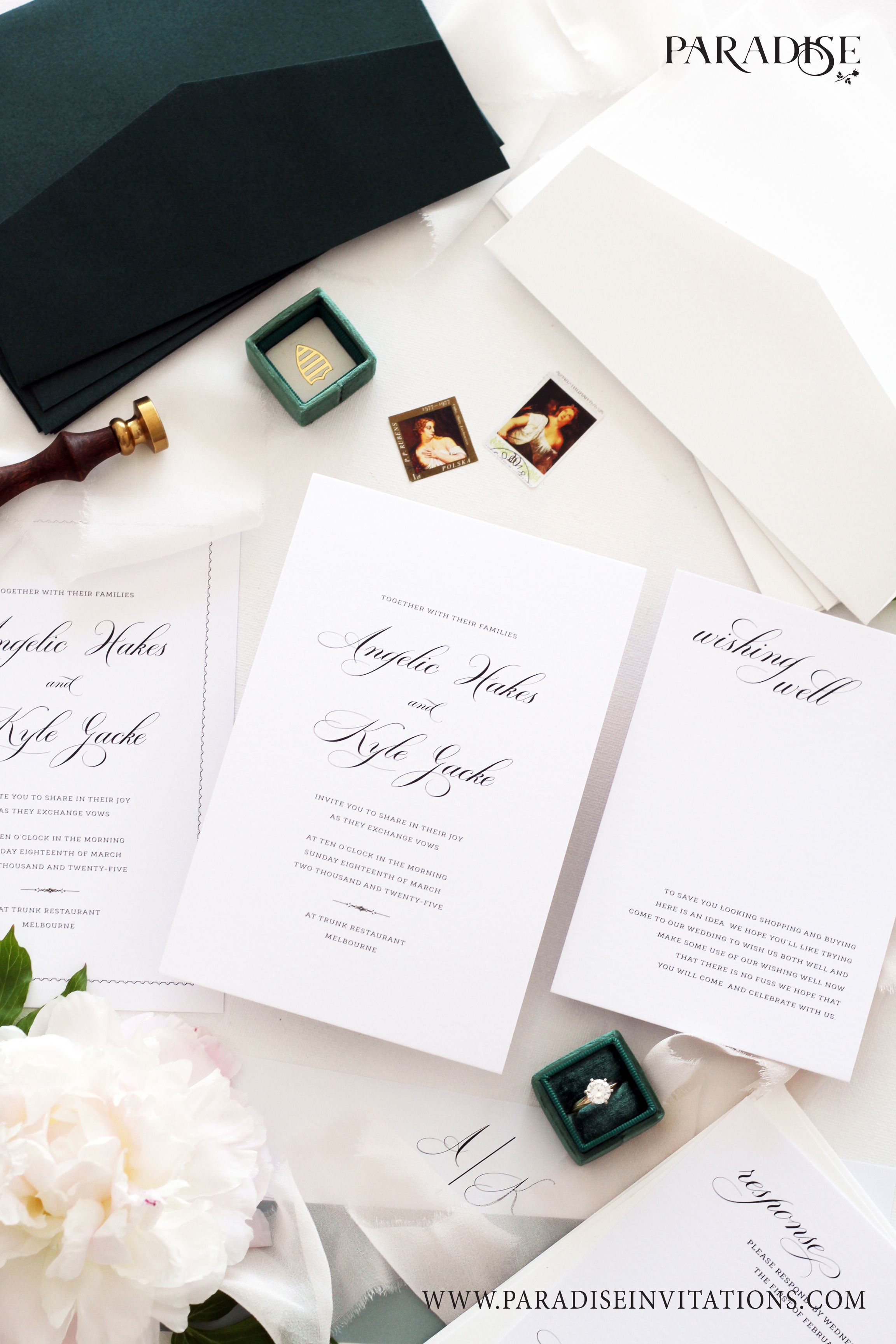 Elegant Calligraphy Wedding Invitation Wedding Invitation Weddinginvitati Free Wedding Invitation Samples Wedding Invitations Calligraphy Wedding Invitation
