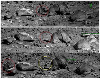 Enigmas on Mars 25 - Anomaly on Mars: Weird Object ... |Mars Unexplained Anomalies