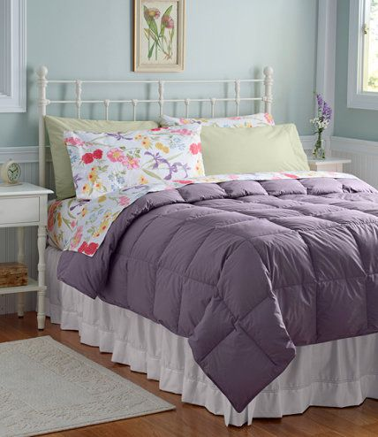 Classic Colors Down Comforter Purple Comforter Bedroom Down