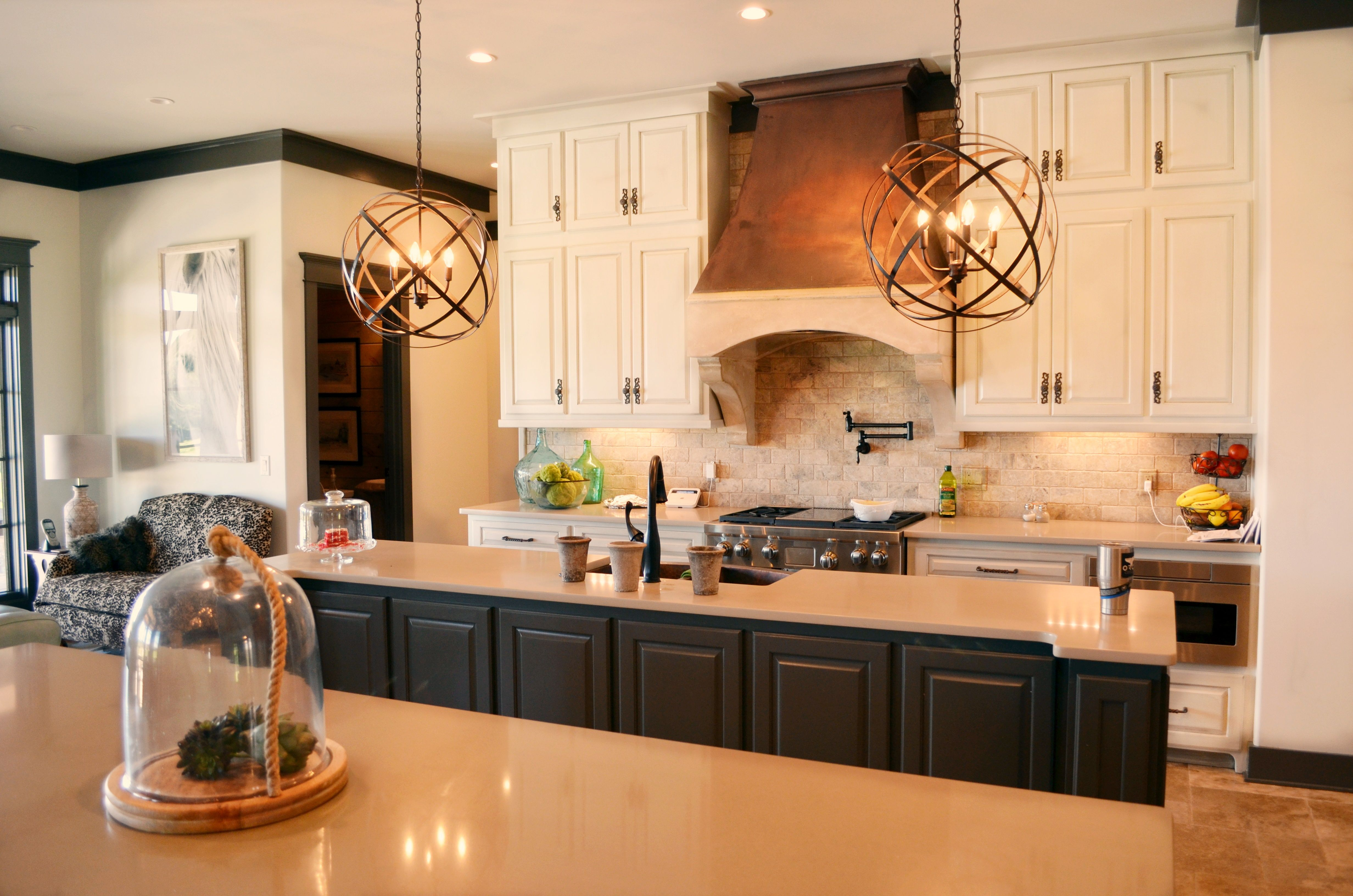 This Stunning Kitchen Is From Nelson Design Group House Plan Ndg