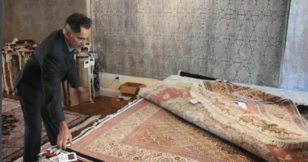 Visit The Royal Oriental Rugs Showroom And Speak With Majdi Falasiri In Person About Best