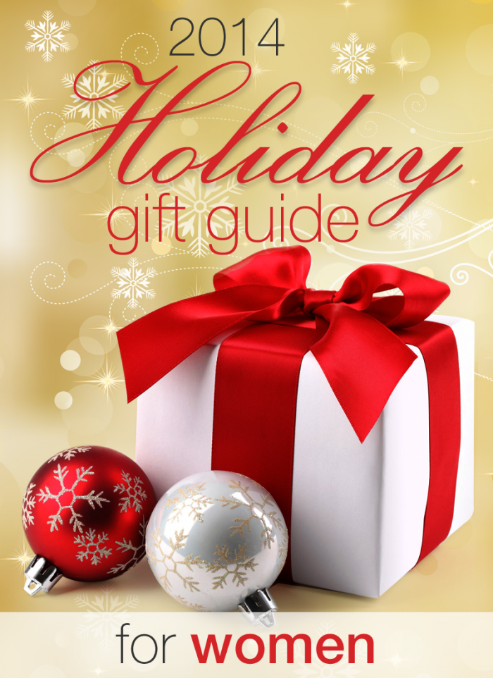 Holiday Gift Ideas for Women | Holidays, Holiday gift guide and Gift