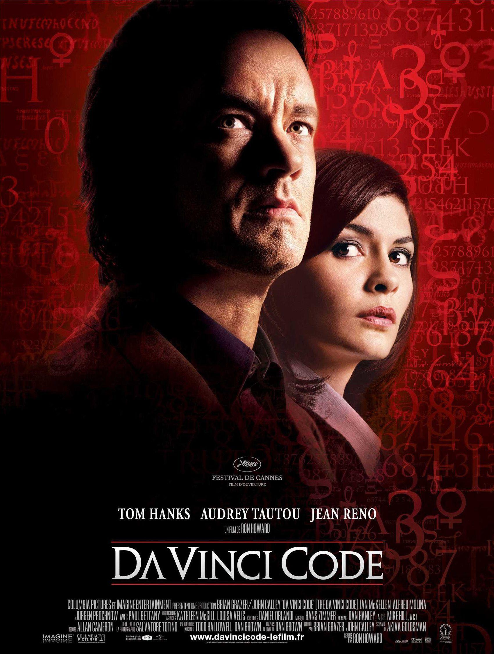 El Codigo Da Vinci Code Movie Movie Posters Film Movie