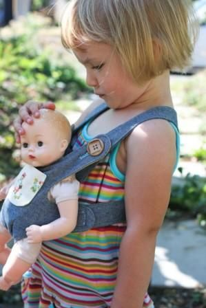 Awesome Big Sister Gift Baby Doll Carrier Baby Doll Clothes Baby Doll Carrier Pattern