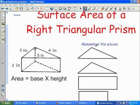 Section 4.3 and 4.4- Surface Area of Rectangular and ...