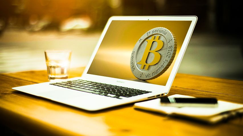 Bitcoin, Number, Metallic, Metal Cryptocurrency, What is