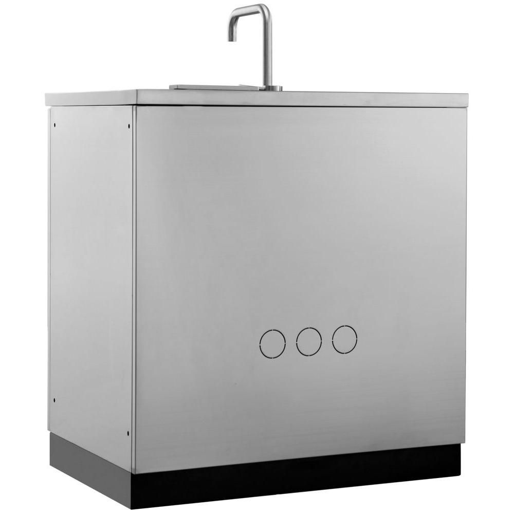 NewAge Products Stainless Steel Classic 32 in. Sink ...