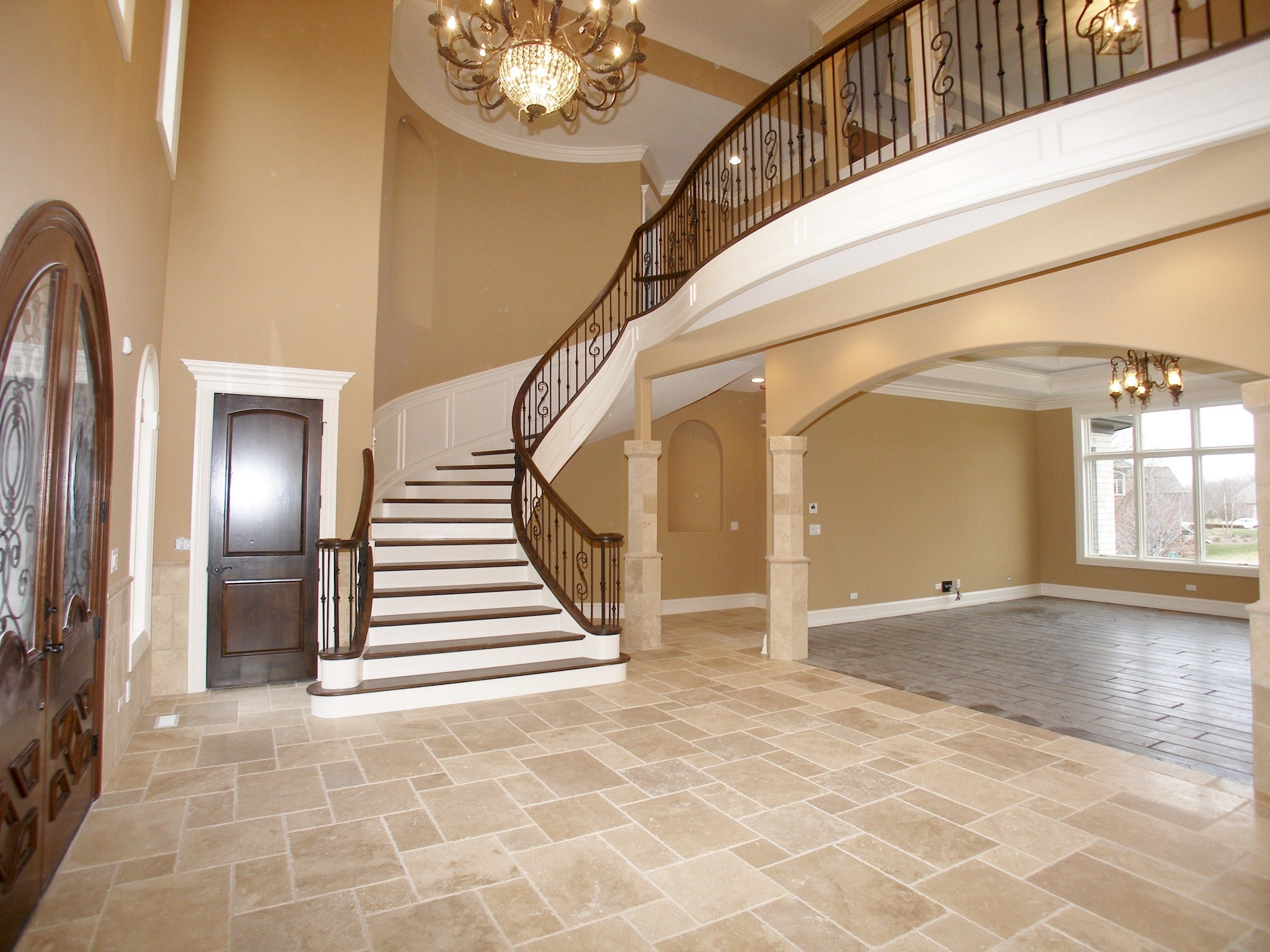 Best Huge Foyer Grand Staircase Curved Staircase Curved 400 x 300